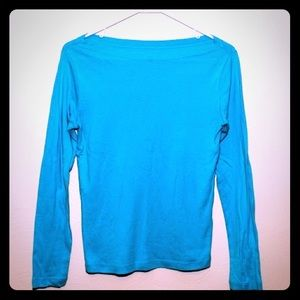 Gap T-Shirt - perfect blue/teal color